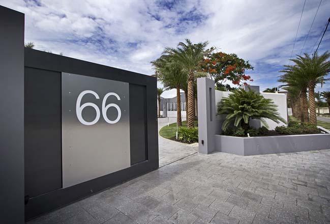 mau biet thu dep 2 tang 02 Cùng nhìn qua mẫu biệt thự đẹp 2 tầng sang trọng như resort