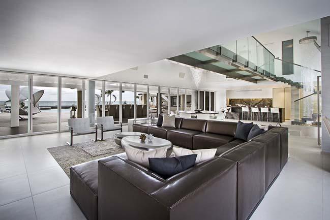 mau biet thu dep 2 tang 21 Cùng nhìn qua mẫu biệt thự đẹp 2 tầng sang trọng như resort