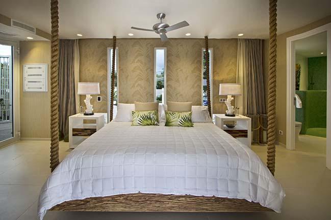 mau biet thu dep 2 tang 30 Cùng nhìn qua mẫu biệt thự đẹp 2 tầng sang trọng như resort