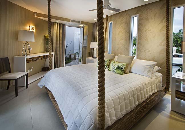 mau biet thu dep 2 tang 32 Cùng nhìn qua mẫu biệt thự đẹp 2 tầng sang trọng như resort