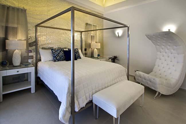 mau biet thu dep 2 tang 34 Cùng nhìn qua mẫu biệt thự đẹp 2 tầng sang trọng như resort
