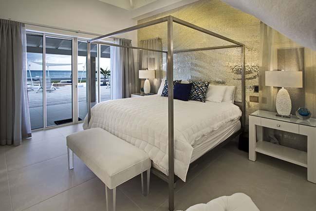 mau biet thu dep 2 tang 35 Cùng nhìn qua mẫu biệt thự đẹp 2 tầng sang trọng như resort