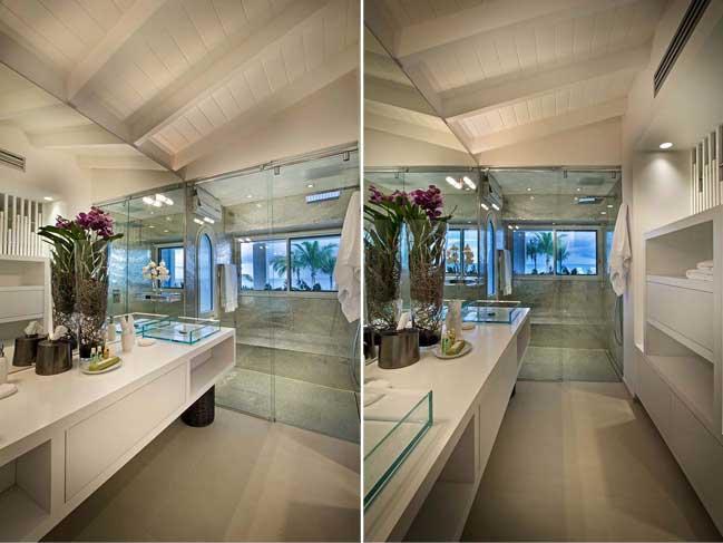 mau biet thu dep 2 tang 37 Cùng nhìn qua mẫu biệt thự đẹp 2 tầng sang trọng như resort