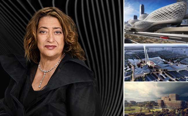 Điểm lại những kiến trúc ấn tượng của Zaha Hadid