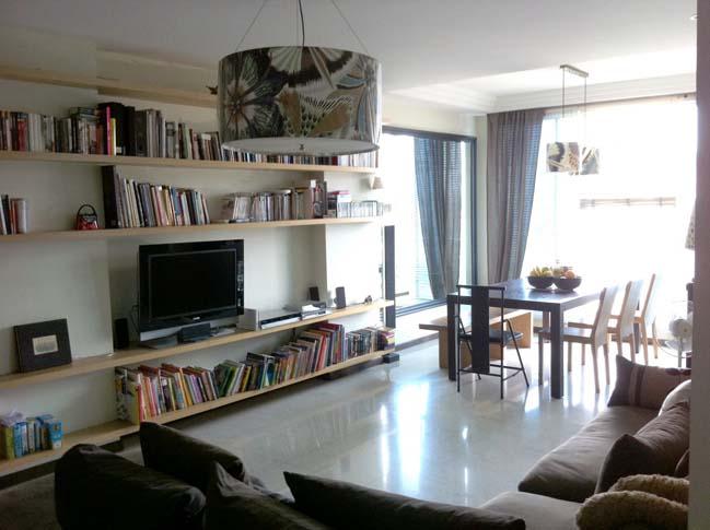 Sự lột xác của căn hộ chung cư sau khi được cải tạo