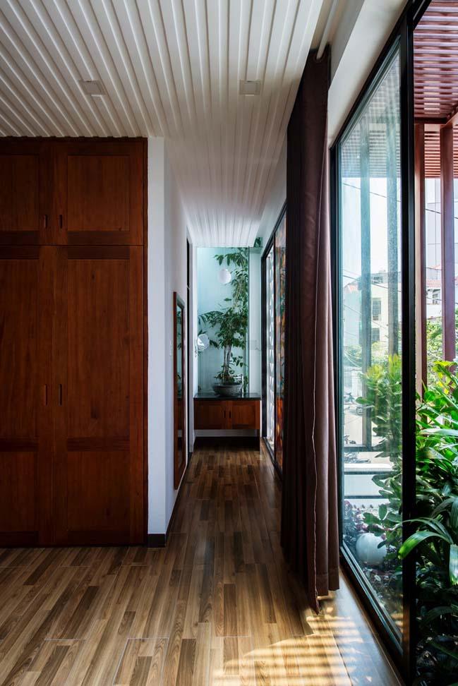 Mẫu nhà phố đẹp gần gũi với thiên nhiên tại Nha Trang