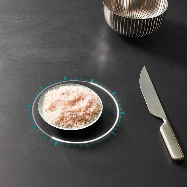 Mẫu nhà bếp đẹp tích hợp những công nghệ mới