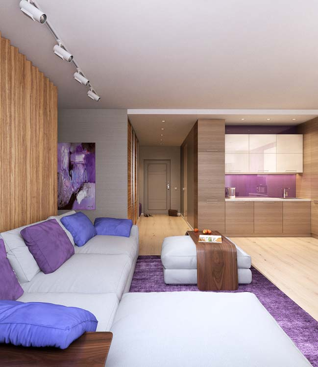 Mãn nhãn với nội thất ấn tượng dành cho căn hộ chung cư