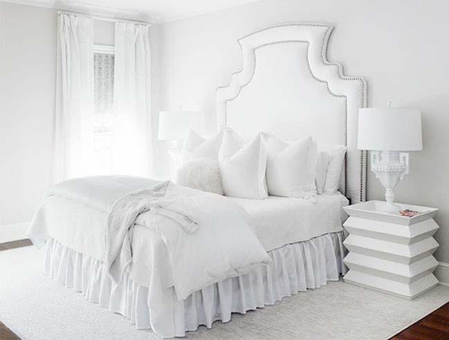 phong ngu dep mau trang 01 Chia sẻ 20+ mẫu phòng ngủ đẹp với tông màu trắng