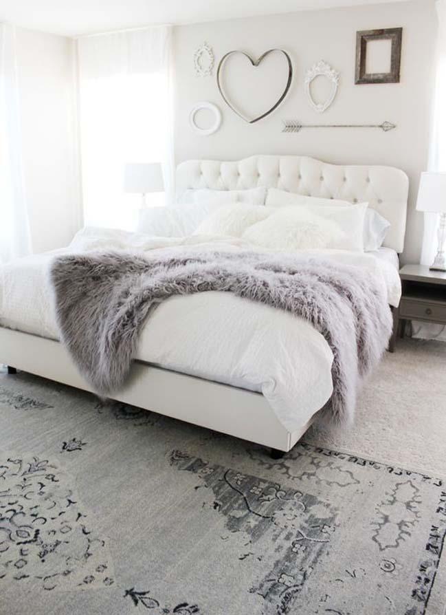 phong ngu dep mau trang 10 Chia sẻ 20+ mẫu phòng ngủ đẹp với tông màu trắng