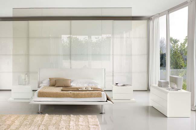 phong ngu dep mau trang 16 Chia sẻ 20+ mẫu phòng ngủ đẹp với tông màu trắng