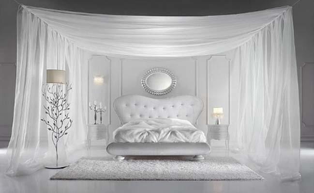 phong ngu dep mau trang 18 Chia sẻ 20+ mẫu phòng ngủ đẹp với tông màu trắng