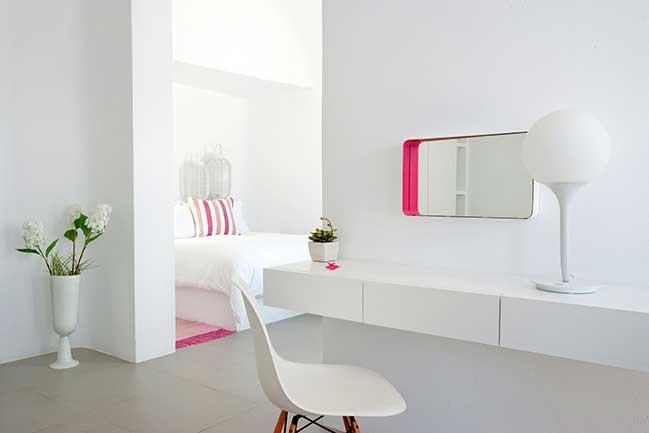 phong ngu dep mau trang 19 Chia sẻ 20+ mẫu phòng ngủ đẹp với tông màu trắng