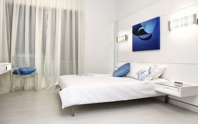 phong ngu dep mau trang 20 Chia sẻ 20+ mẫu phòng ngủ đẹp với tông màu trắng