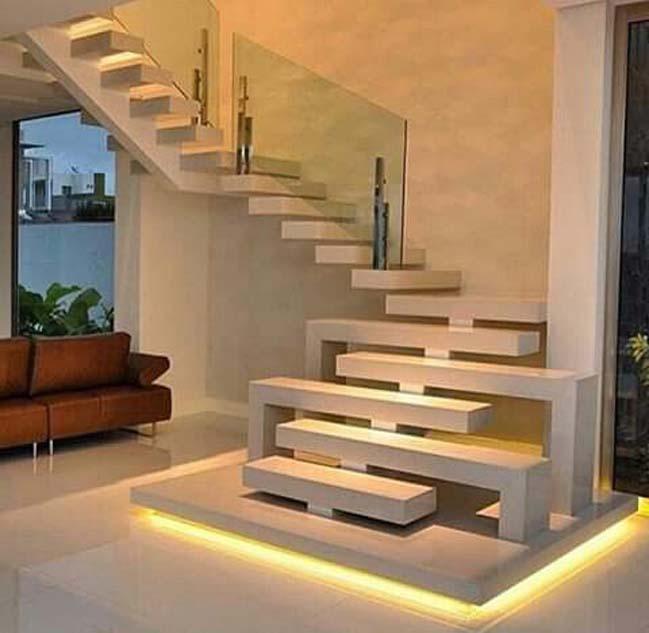 Kết quả hình ảnh cho các đồ nội thất cầu thang giúp cầu thang của bạn trở nên đẹp hơn