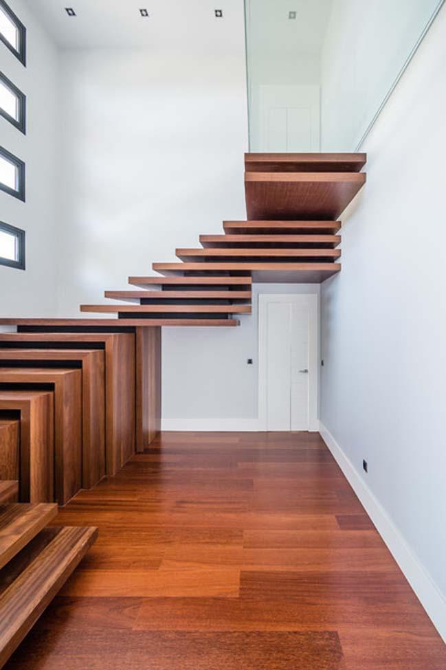 30+ mẫu cầu thang đẹp 2016 khiến bạn mê mẩn