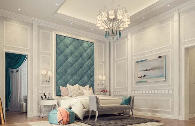 phong ngu dep voi thiet ke co dien 01 Chia sẻ 10+ mẫu phòng ngủ đẹp với thiết kế cổ điển sang trọng