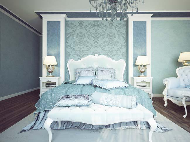 phong ngu dep voi thiet ke co dien 09 Chia sẻ 10+ mẫu phòng ngủ đẹp với thiết kế cổ điển sang trọng