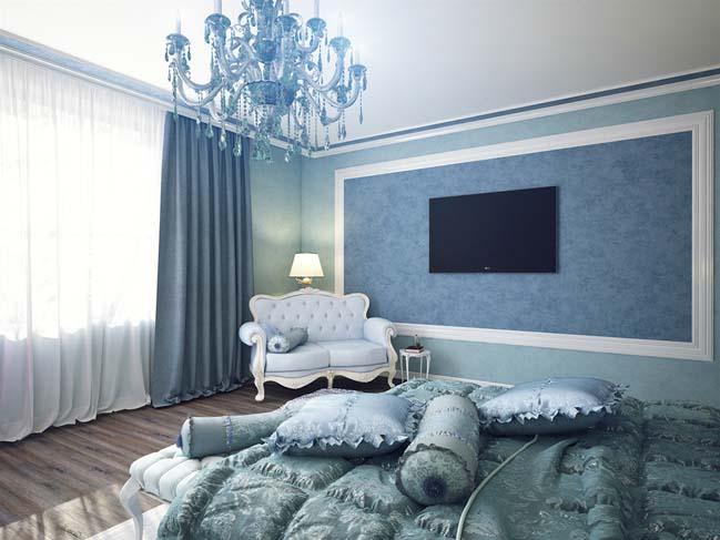 phong ngu dep voi thiet ke co dien 10 Chia sẻ 10+ mẫu phòng ngủ đẹp với thiết kế cổ điển sang trọng