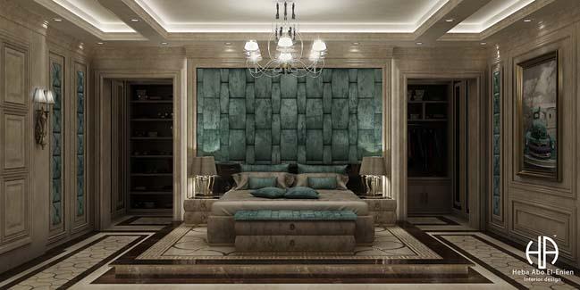 phong ngu dep voi thiet ke co dien 15 Chia sẻ 10+ mẫu phòng ngủ đẹp với thiết kế cổ điển sang trọng