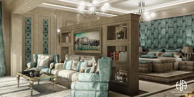 phong ngu dep voi thiet ke co dien 18 Chia sẻ 10+ mẫu phòng ngủ đẹp với thiết kế cổ điển sang trọng