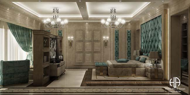 phong ngu dep voi thiet ke co dien 19 Chia sẻ 10+ mẫu phòng ngủ đẹp với thiết kế cổ điển sang trọng