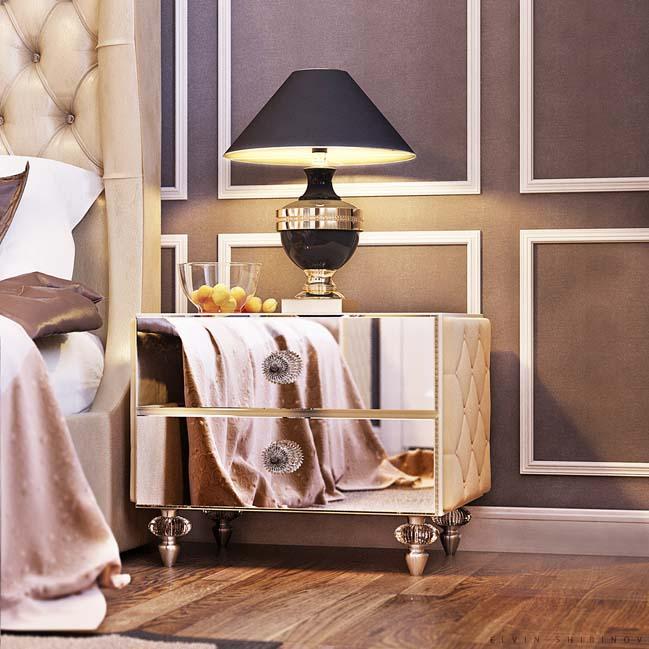phong ngu dep voi thiet ke co dien 22 Chia sẻ 10+ mẫu phòng ngủ đẹp với thiết kế cổ điển sang trọng