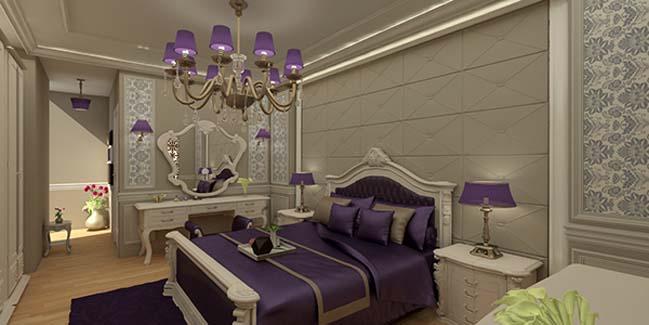 phong ngu dep voi thiet ke co dien 24 Chia sẻ 10+ mẫu phòng ngủ đẹp với thiết kế cổ điển sang trọng