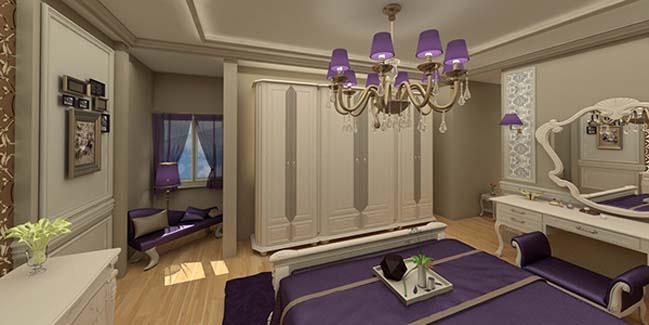 phong ngu dep voi thiet ke co dien 25 Chia sẻ 10+ mẫu phòng ngủ đẹp với thiết kế cổ điển sang trọng