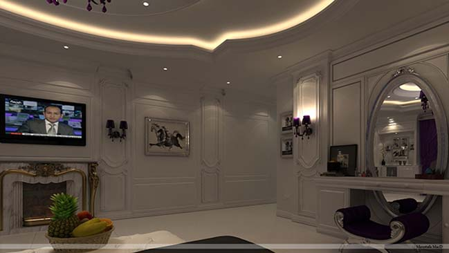 phong ngu dep voi thiet ke co dien 28 Chia sẻ 10+ mẫu phòng ngủ đẹp với thiết kế cổ điển sang trọng