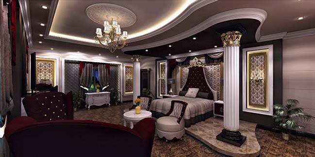 phong ngu dep voi thiet ke co dien 29 Chia sẻ 10+ mẫu phòng ngủ đẹp với thiết kế cổ điển sang trọng