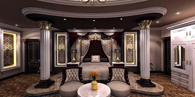 phong ngu dep voi thiet ke co dien 31 Chia sẻ 10+ mẫu phòng ngủ đẹp với thiết kế cổ điển sang trọng