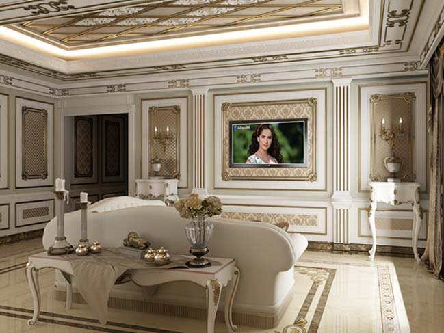 phong ngu dep voi thiet ke co dien 32 Chia sẻ 10+ mẫu phòng ngủ đẹp với thiết kế cổ điển sang trọng