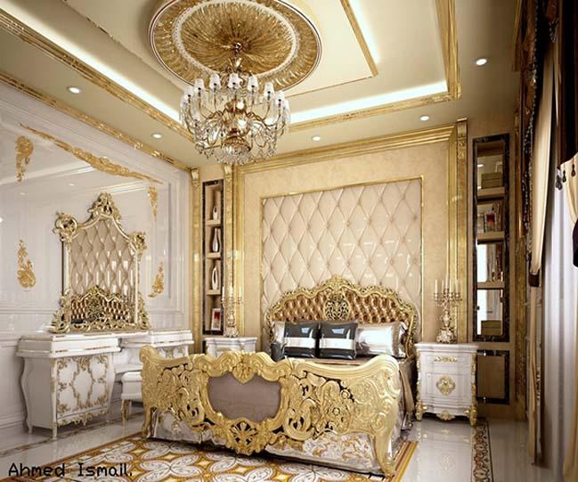phong ngu dep voi thiet ke co dien 39 Chia sẻ 10+ mẫu phòng ngủ đẹp với thiết kế cổ điển sang trọng