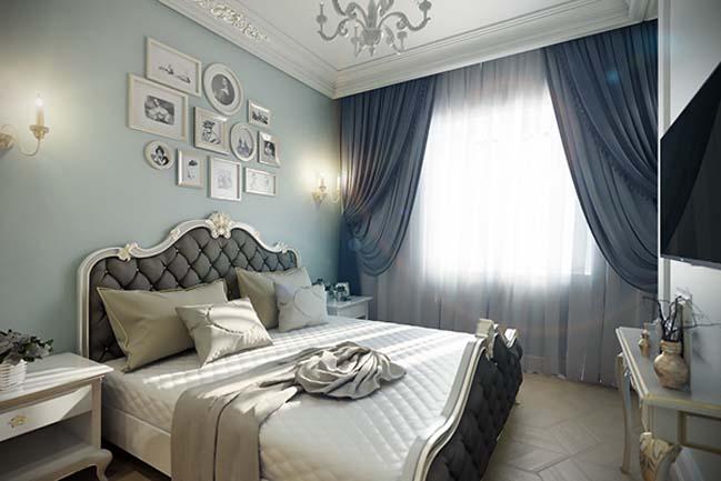 phong ngu dep voi thiet ke co dien 40 Chia sẻ 10+ mẫu phòng ngủ đẹp với thiết kế cổ điển sang trọng