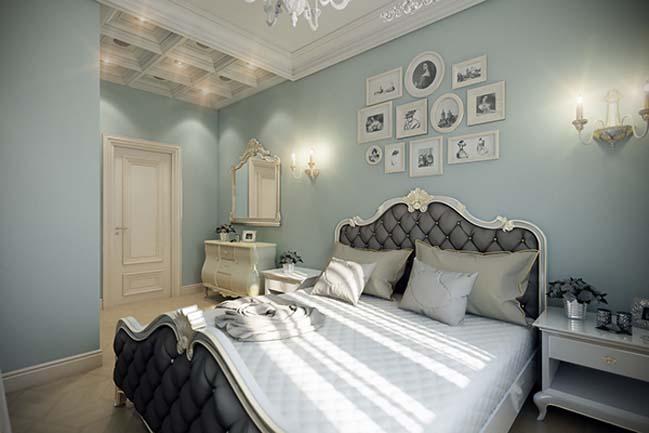phong ngu dep voi thiet ke co dien 42 Chia sẻ 10+ mẫu phòng ngủ đẹp với thiết kế cổ điển sang trọng
