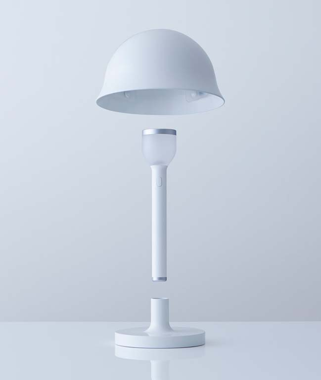 Ý tưởng biến đồ nội thất thành nón bảo hộ khi động đất