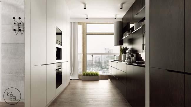 Nhà đẹp 2 tầng với phong cách hiện đại sang trọng