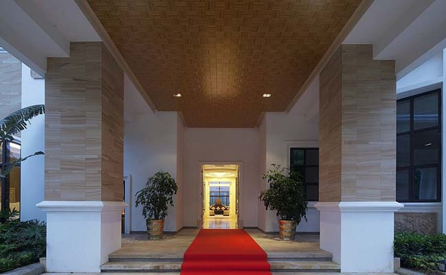 Mẫu biệt thự đẹp với thiết kế sang trọng như khách sạn