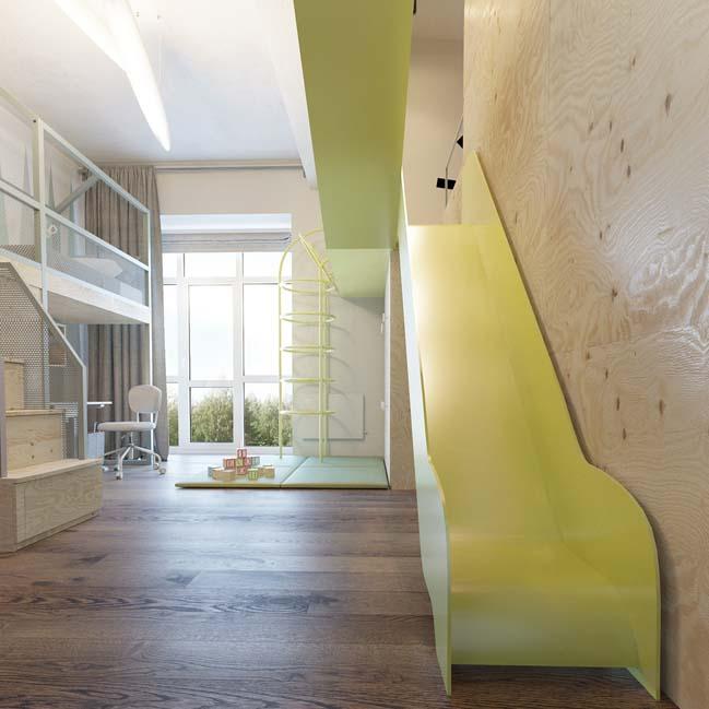 Những mẫu phòng ngủ đẹp cho bé với tông màu dịu nhẹ