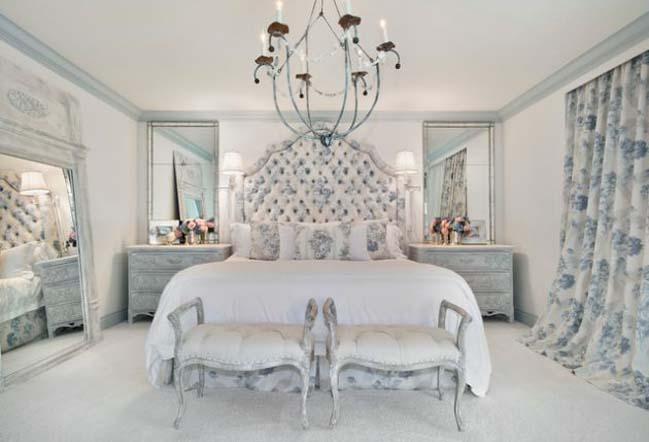 12 mẫu phòng ngủ đẹp với phong cách Victoria sang trọng