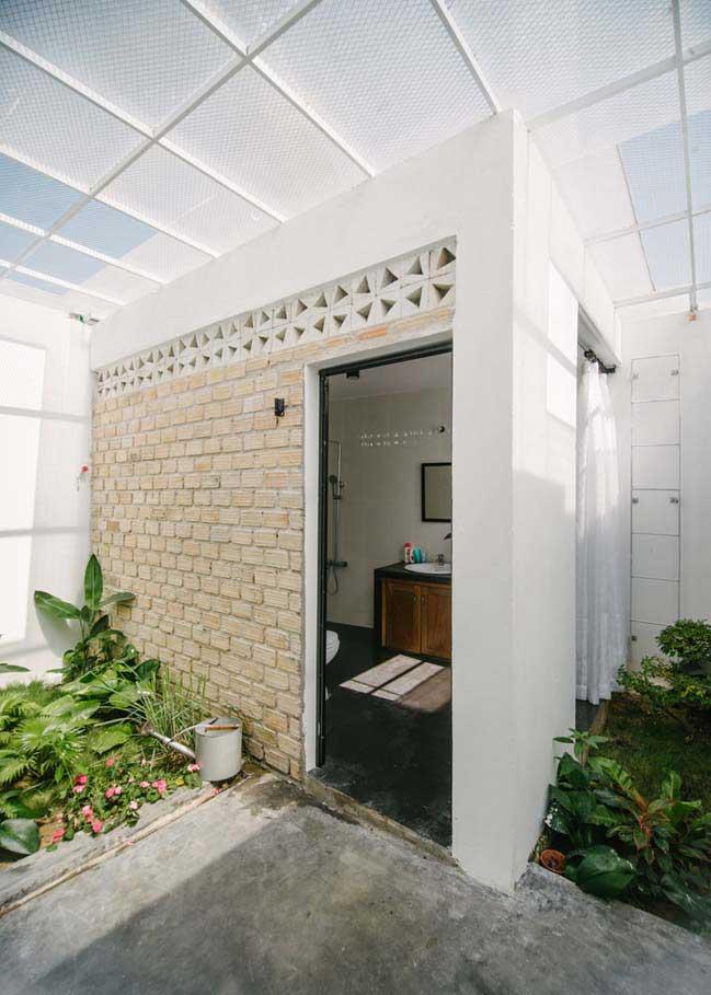 Mẫu thiết kế nhà đẹp 1 tầng ngập tràn ánh sáng