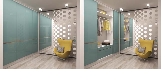 Mẫu thiết kế nội thất đẹp cho căn hộ nhỏ