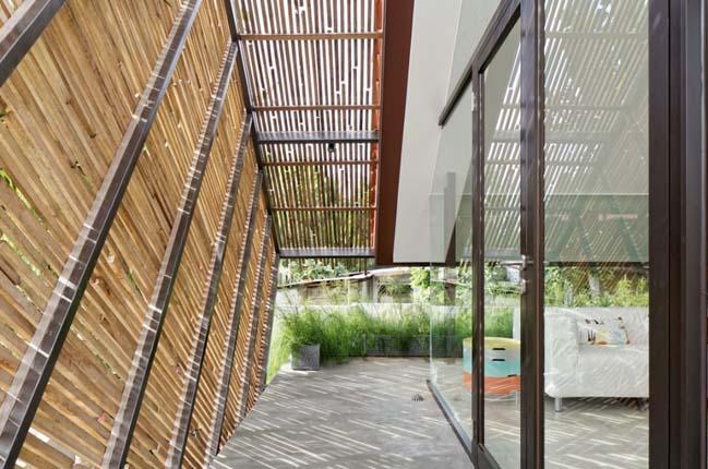 Mẫu nhà vườn đẹp hiện đại khiến bạn phải mê mẩn