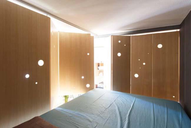Thiết kế tối ưu không gian cho nhà nhỏ đẹp 30m2