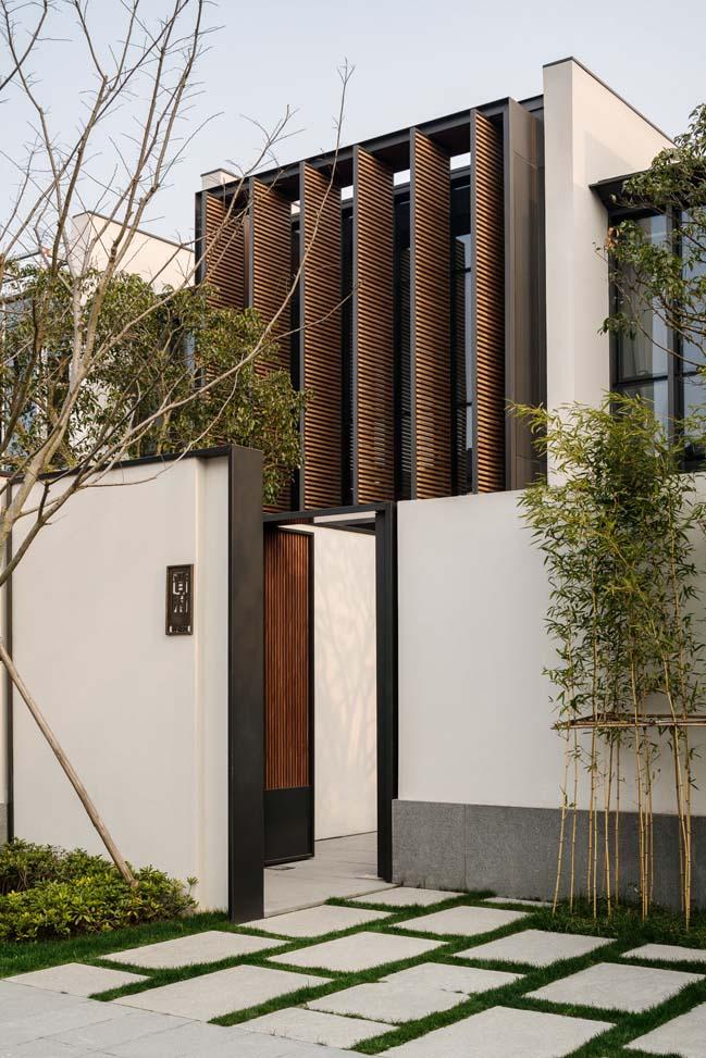 Mẫu thiết kế biệt thự đẹp 2 tầng sang trọng