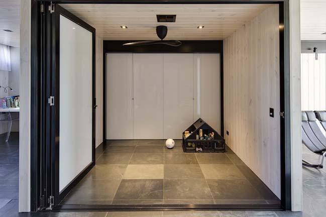nha dep 2 tang 06 Tham quan mẫu thiết kế nhà đẹp 2 tầng với vẻ ngoài đơn giản cá tính