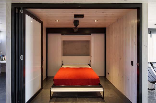 nha dep 2 tang 07 Tham quan mẫu thiết kế nhà đẹp 2 tầng với vẻ ngoài đơn giản cá tính