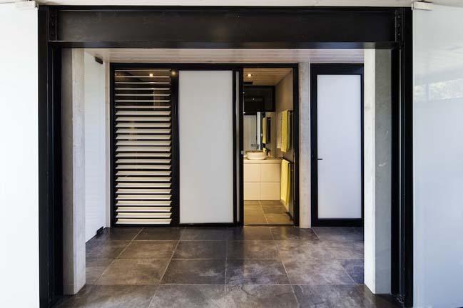 nha dep 2 tang 09 Tham quan mẫu thiết kế nhà đẹp 2 tầng với vẻ ngoài đơn giản cá tính