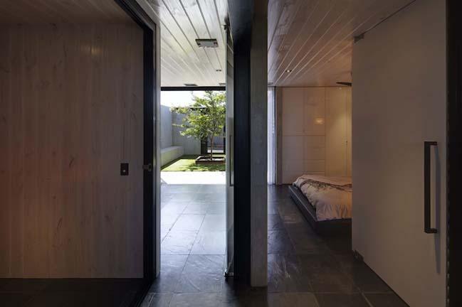 nha dep 2 tang 11 Tham quan mẫu thiết kế nhà đẹp 2 tầng với vẻ ngoài đơn giản cá tính